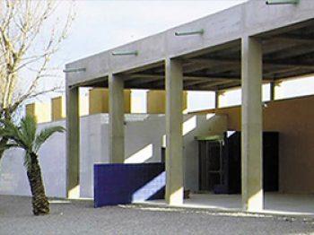 Nuevo edificio Escuela Gavina
