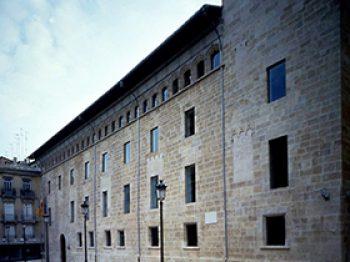 La Sede de las Cortes Valencianas