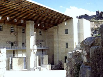 Rehabilitación del Teatro Romano de Sagunto