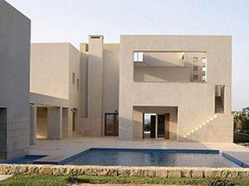 Casa-estudio para el pintor Manolo Valdés